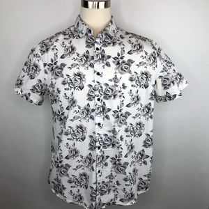21men casual shirt sleeve shirt